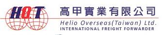 helio overseas (H.K.) Limited. Logo